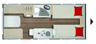 Bürstner Averso 490 TL Harmony Line