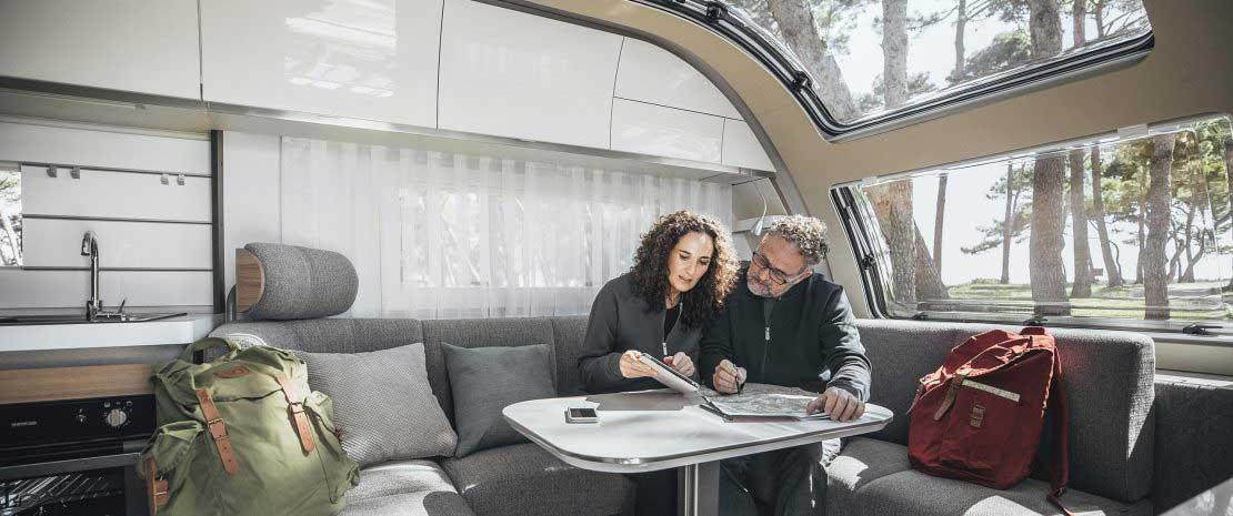 Прицеп-дача, кемпер, караван, трейлер купить в Москве, России.
