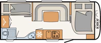 Camper 540 QMK