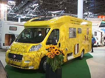 Caravan Salon Düsseldorf 2011