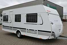 Dethleffs Camper 500 DB