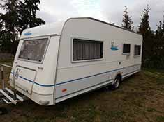 Knaus Azur 550