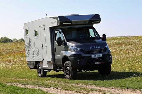 Bimobil EX 366 Iveco Daily