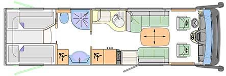Liner Plus 890 L