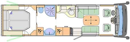 Liner Plus 940 M