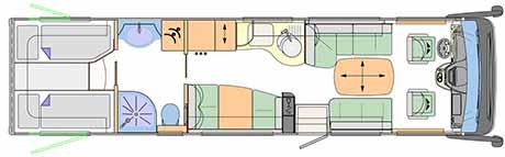 Liner Plus 990 L