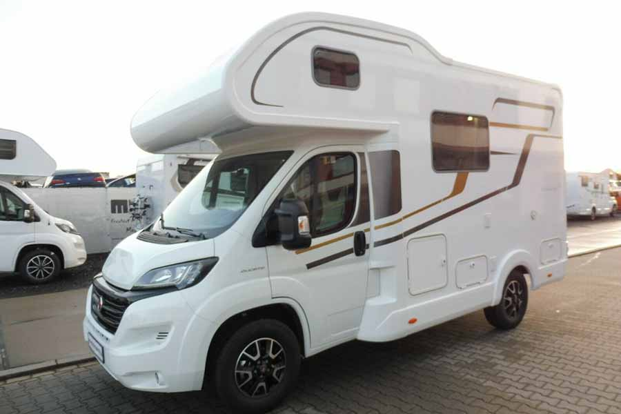 Eura Mobil Activa One 550 MS