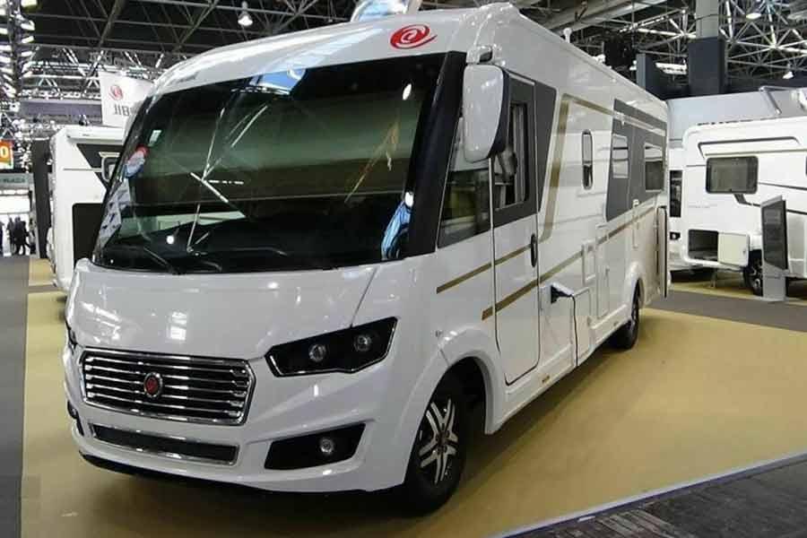 Eura Mobil Integra I 760 HS