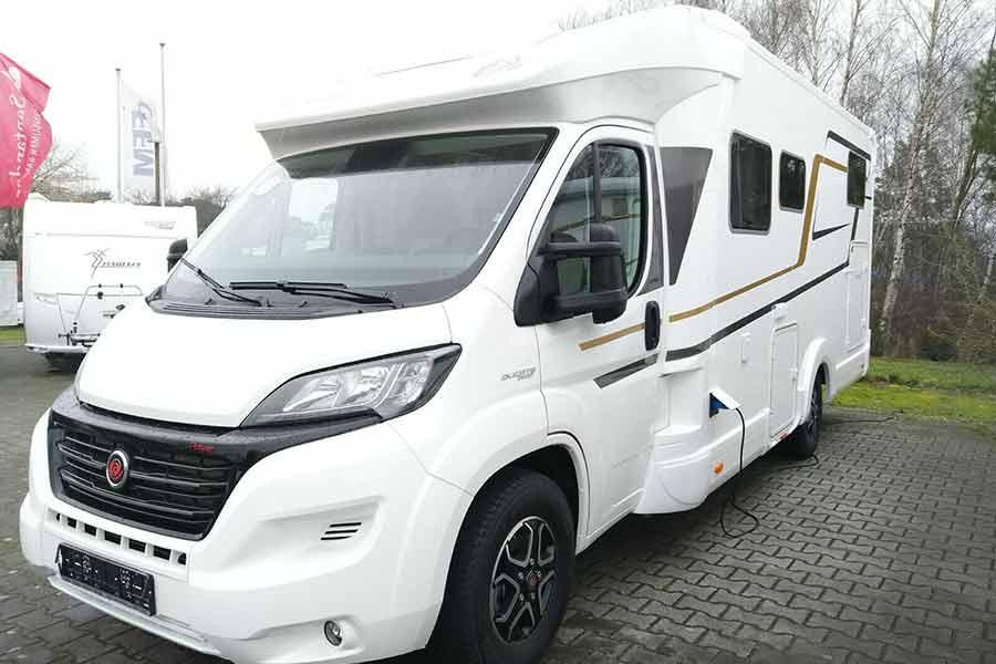 Eura Mobil Profila T 720 EB